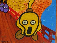 Famous Paintings Parodies