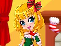 Christmas Dress Up And Make Up