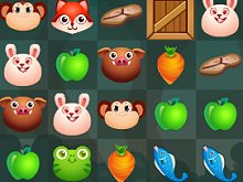 Feed the Animals html5