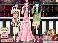 Long Hair Girls
