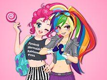Modern Pony Girls