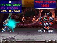 Megaman X Virus Mission