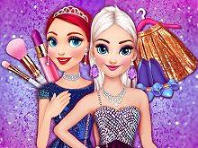 Glam Girls Gala Prep