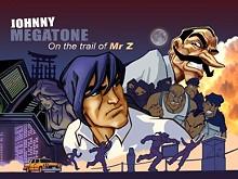 Johnny Megaton