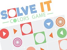 Solve it Colors Game