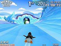 Penguin Rush