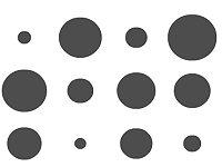20 Sizes - Visual Test