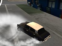 Classic Car City Driving Sim
