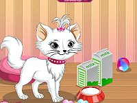 Kitty the Cat Dress Up