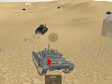 Tanks Battle Field