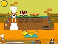 Bear Cooking