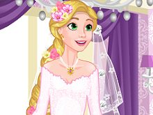 Princess Wedding Preparation