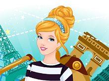 Cinderella Paris Trip