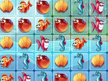 Sea World Match 3