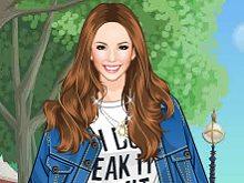 Pop Pattern Jeans