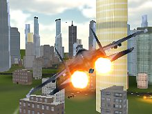 Air War 3D: City Warfare