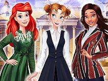 Back to School: Princess Preppy style
