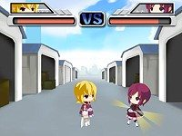 Seed Destiny Battle