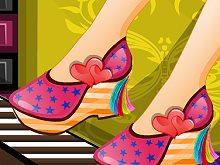 Decorative High Heels