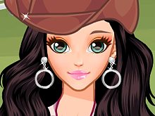 Cool Cowgirl