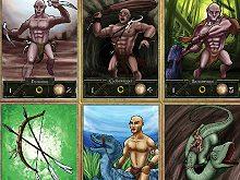 Battle Card Epic 4
