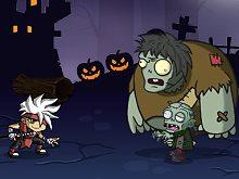 Zombie Invasion webgl