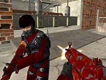 Masked Shooters Assault