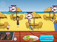 Beach Food Paradise