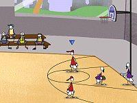 Stick Basketball