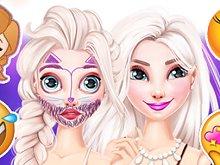 Princesses Prank Wars Makeover