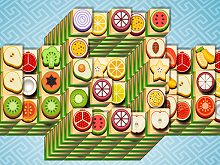 Fruit Mahjong: Great Wall Mahjong