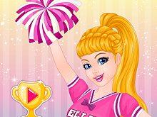 Super Ellie Cheerleading!
