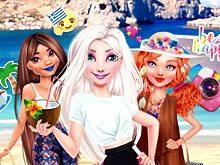Princesses Travel Diaries: Greece!