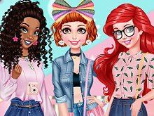 Pastel Crush Girls
