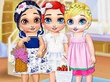 Baby Princesses Playdate Joy