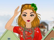 Folk Fashion Doll Maker