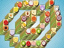Fruit Mahjong: Spiral Mahjong