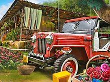 Flower Farm Hidden Objects
