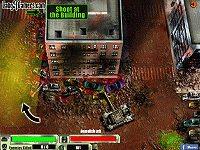 American Tank Zombie Invasion