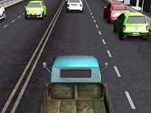 Truck Traffic Racer