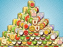 Fruit Mahjong: Triangle Mahjong