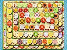 Fruit Mahjong: Square Mahjong