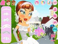 Blushing Bride Make Over