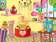 Candy Store Decoration 2