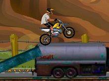 Moto Man Stunts