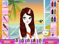 Tessa's Summer Hair