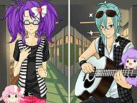 Manga creator: School Days p.7