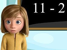 Inside Out Math Quiz Game