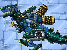 Dino Robot: Tyrannosaurus Soldier