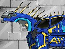 Dino Robot: Amarga Allo